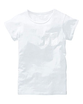 KD Girls Pocket T-Shirt
