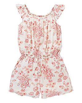 KD Girls Paisley Playsuit