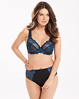 2 Pack Ella Full Cup Cobalt/Black Bras