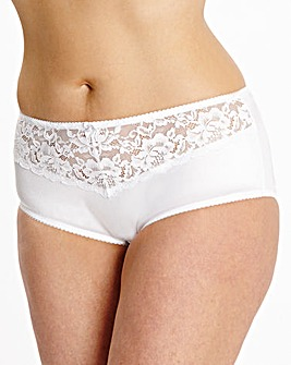 2 Pack Ella Black/White Shorts