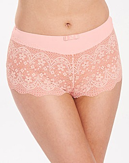 2 Pack Lottie Lace Hot Pink/Pink Briefs