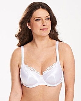 2Pk Lucy Full Cup Wired White Bras