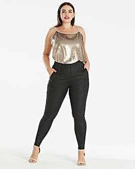 Curve Control High Waist Jegging
