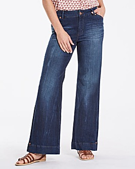 Pixie Wide Leg Jeans Regular