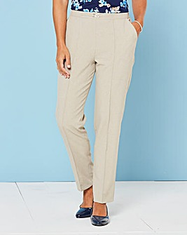 Pull on Trouser with Snaffle Extra Short