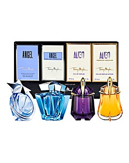 Thierry Mugler Four Piece Mini Set