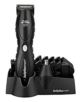 Babyliss For Men Dual Blade Trimmer Set