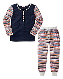 Joe Browns Girls Christmas Pyjamas