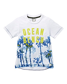 Bench Boys Palm Ocean T-Shirt