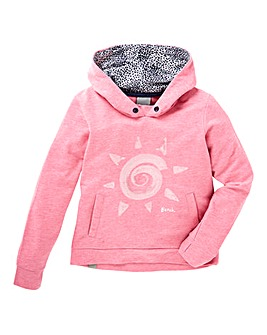 Bench Girls Graphic Hoodie