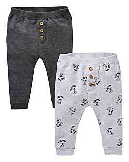 KD Baby Boy Pack of Two Joggers