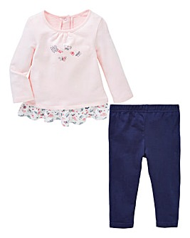 KD Baby Tunic and Legging Set