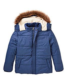 KD Boys Hooded Winter Coat