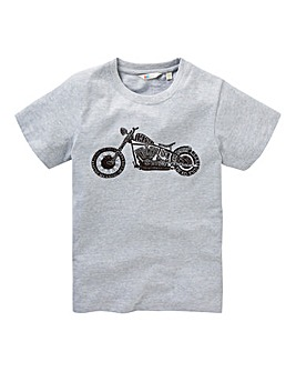 KD Boys Motorcycle T-Shirt