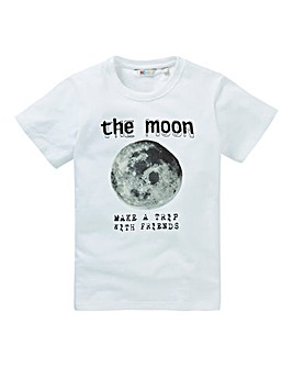 KD Boys Space Print T-Shirt