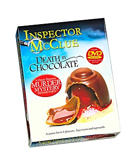Death By Chocolate Murder DVD Game