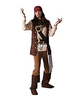 Adult Jack Sparrow Costume