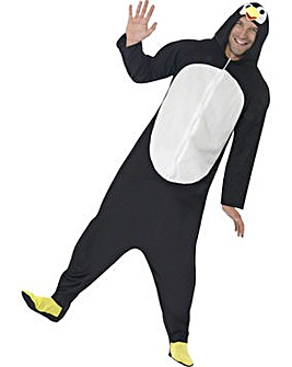 Adults Christmas Penguin Costume