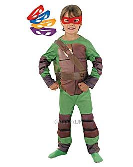 Deluxe Ninja Turtle Costume