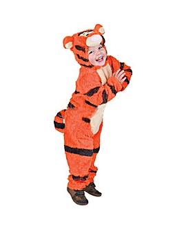 Winnie the Pooh Tigger Furry Costume