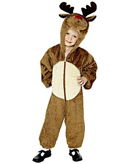 Childs Christmas Reindeer Costume