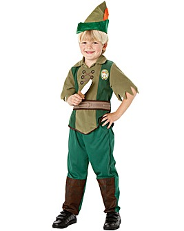 Disney Child Peter Pan Costume