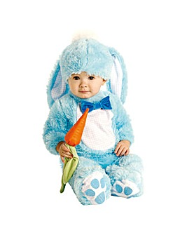 Boys Blue Easter Bunny Costume