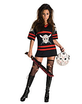 Ladies Friday 13th Miss Voorhees Costume