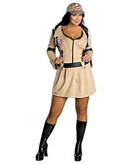 Ladies Ghostbuster Costume XL