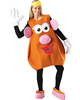 Adult Mrs Potato Head Costume