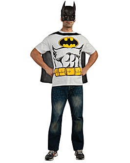 Mens Printed Batman T-Shirt