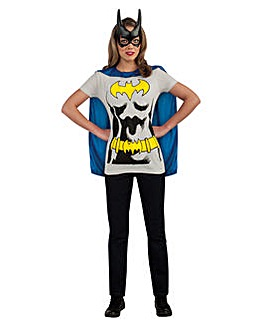Ladies Printed Batgirl T-Shirt