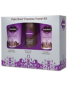 Fake Bake Flawless 3pc Travel Kit