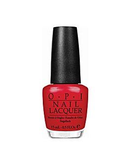 OPI Color So Hot it Berns Nail Polish