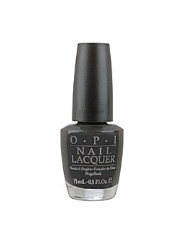 OPI Lady in Black 15ml Nail Polish