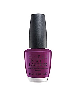 OPI Pamplona Purple 15ml Nail Polish