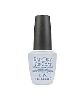 OPI Treatments Rapid Dry Top Coat