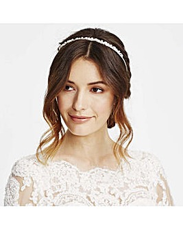 Jon Richard Isabella Flower Headband