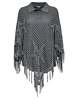 Joe Browns Beautiful Poncho Set