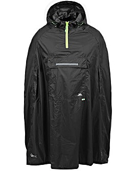Trespass Qikpac Unisex Packaway Poncho