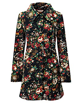 Joe Browns Floral Nights Coat