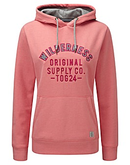 Tog24 Amy Womens Deluxe Hoody Wilderness