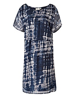 Junarose Tie Dye Dress