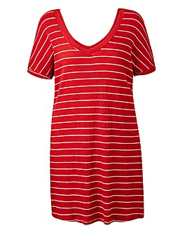 Junarose T-Shirt Dress