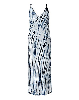 Junarose Tie Dye Maxi Dress