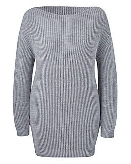 Alice & You by Glamorous Grey Jumper