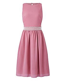 TFNC Ambre Midi Dress