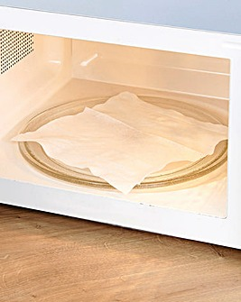 Oven Mate Mircowave Steam Clean