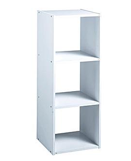 Bespoke Modular Storage - 3 Cube