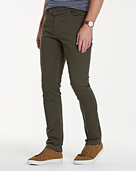 Union Blues Skinny Jeans 29 Inch